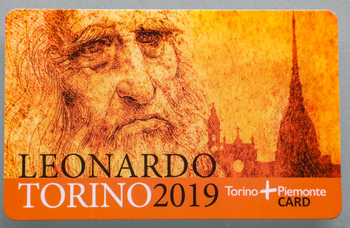 Torino-Piemonte Card