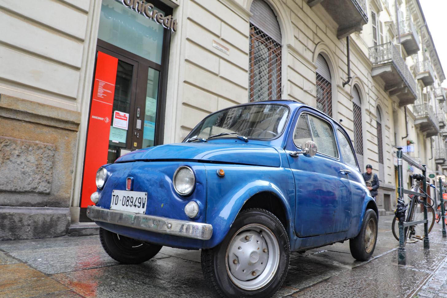 Met de auto naar Turijn reizen