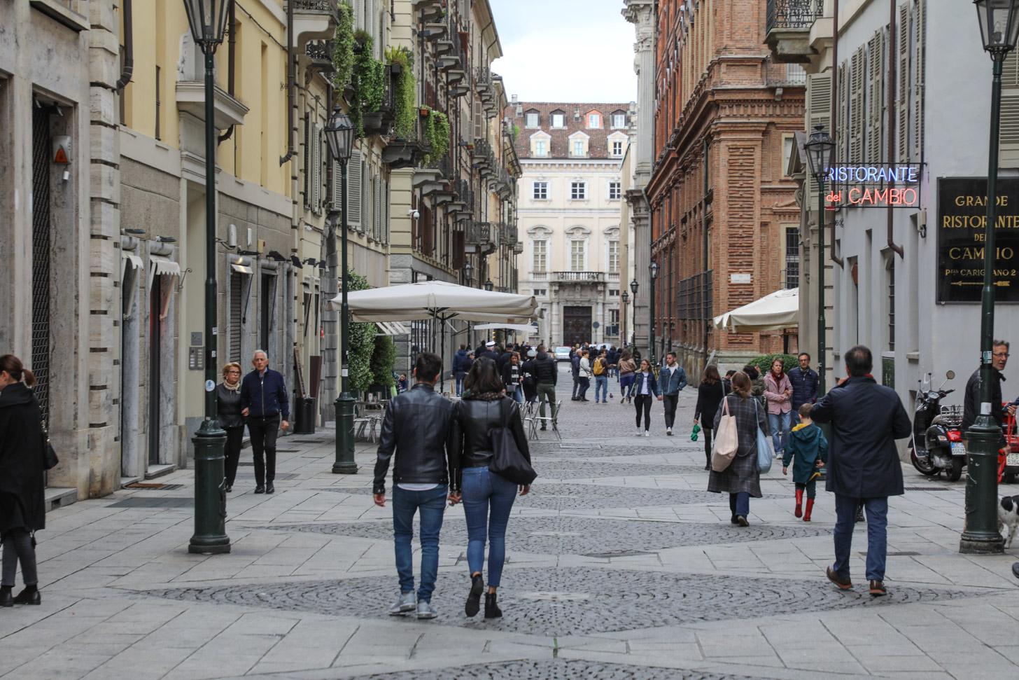 Turijn (of op z'n Italiaans: Torino)
